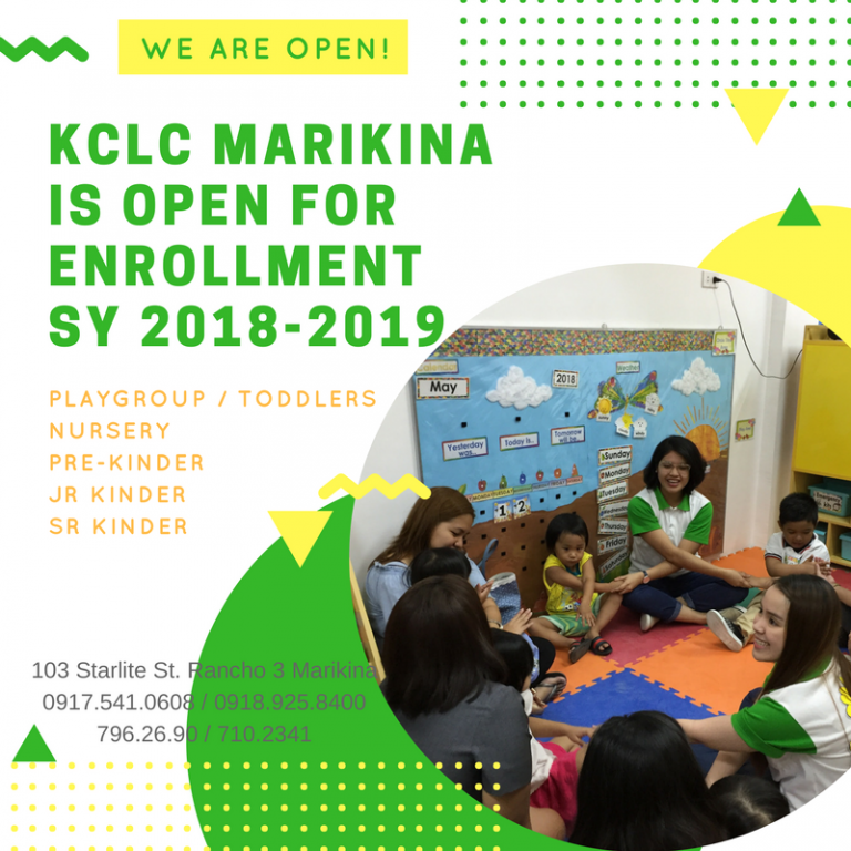 kclc open for enrollment may 5